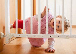 Vergleich von Baby Türschutzgitter - © Daria Filiminova
